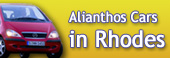 Alianthos Car Rental in Rhodes